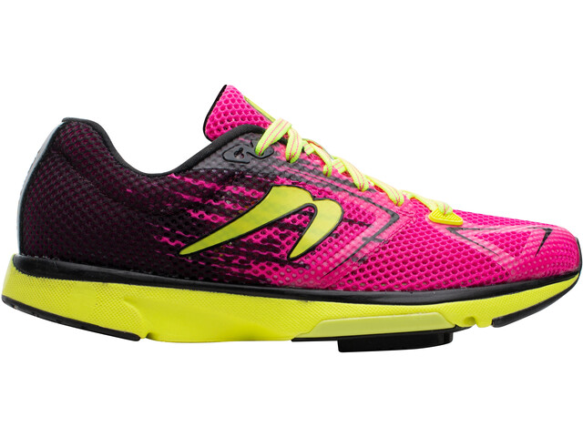 Newton Distance S 10 Shoes Women, pink/black